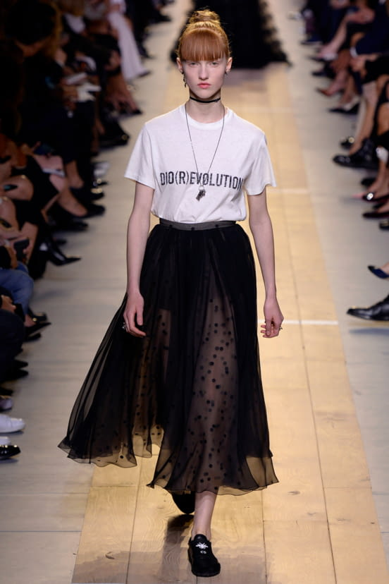 Christian Dior look 47 - S/S 17