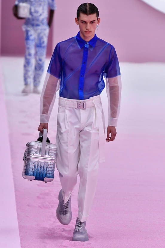 Dior Homme look 9 - SS20