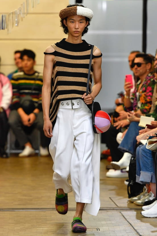 JW Anderson look 10 - SS20