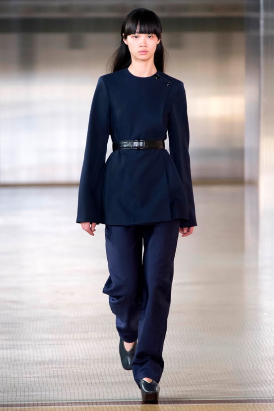 Lemaire look 19 - F/W 17