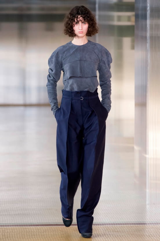 Lemaire look 25 - F/W 17