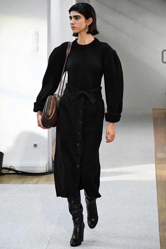 Lemaire look 19 - FW19