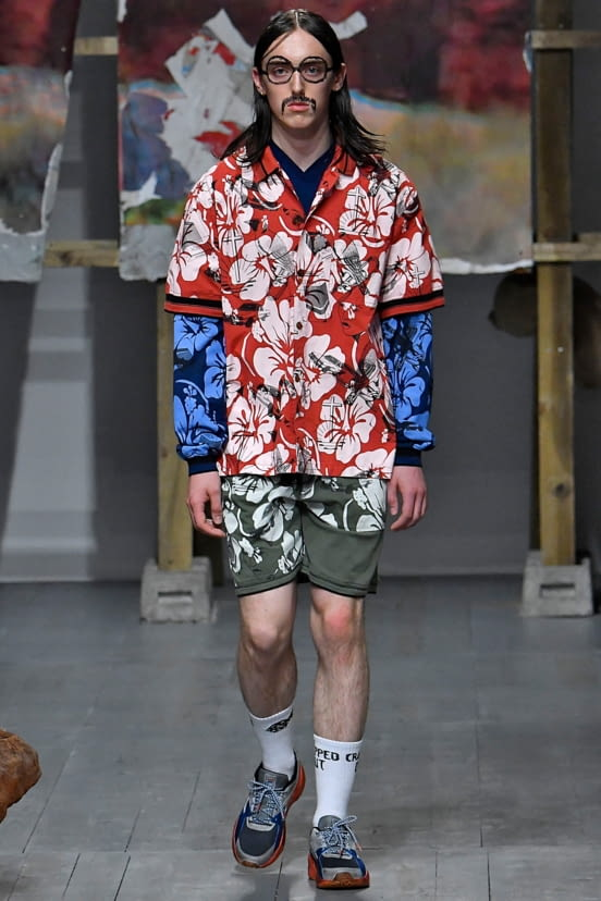 Liam Hodges look 17 - S/S19