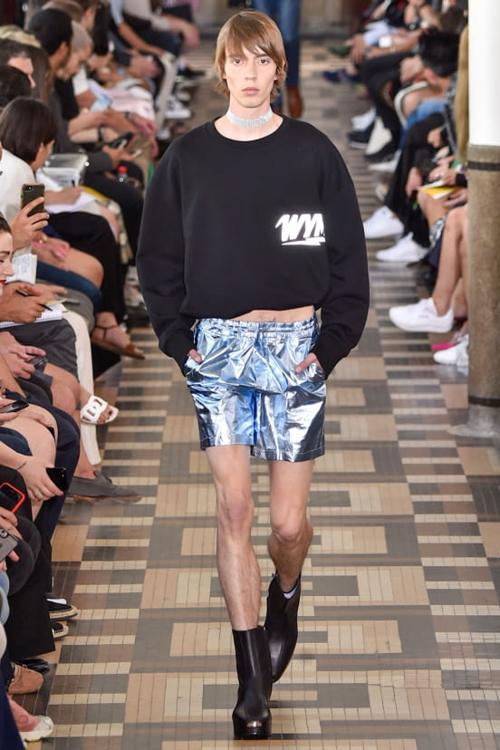 Wooyoungmi look 35 - S/S19