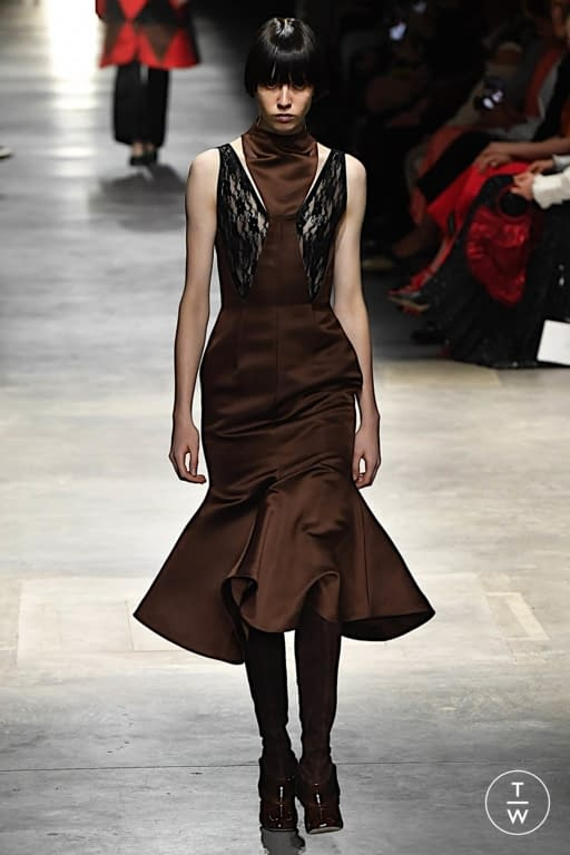 Christopher Kane look 6 - FW20