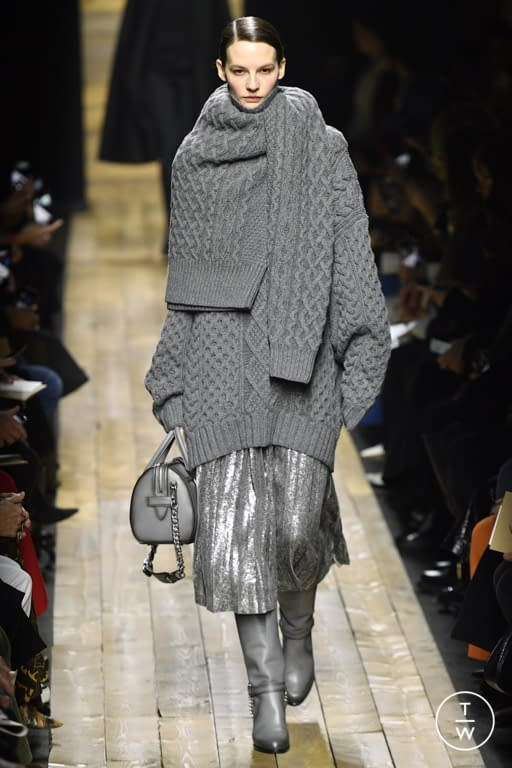 Michael Kors Collection look 3 - FW20