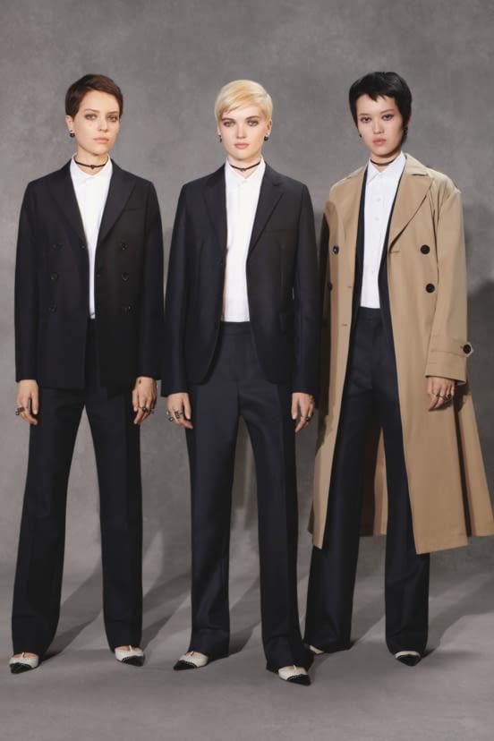 Christian Dior look 1 - PF18