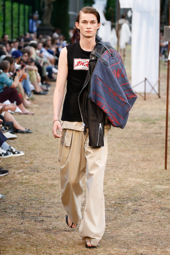 JW Anderson look 4 - S/S 18