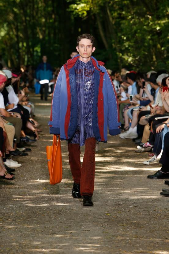 Balenciaga look 32 - S/S 18