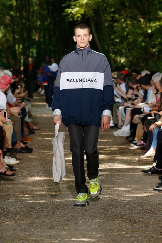 Balenciaga look 46 - S/S 18