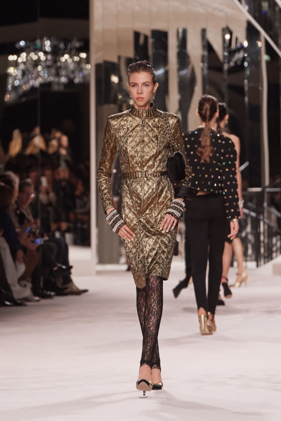 Chanel Métiers d'Art look 51 - PF20