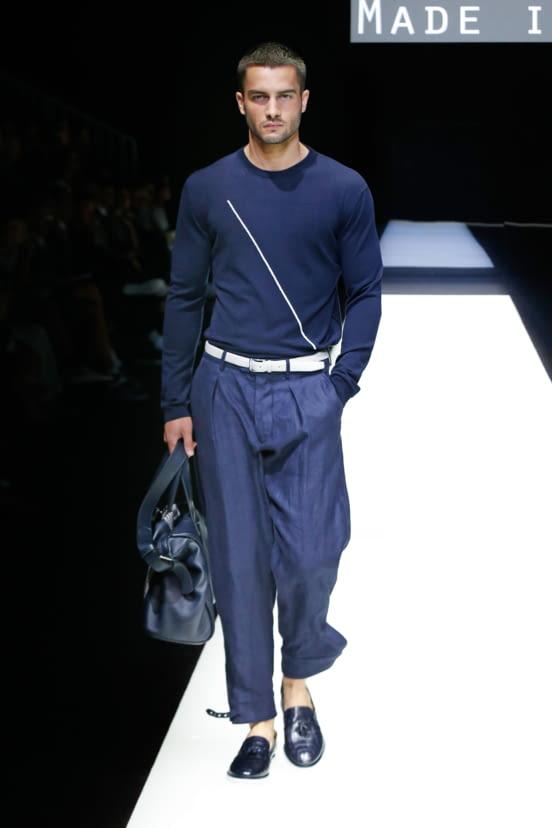 Giorgio Armani look 72 - S/S 18