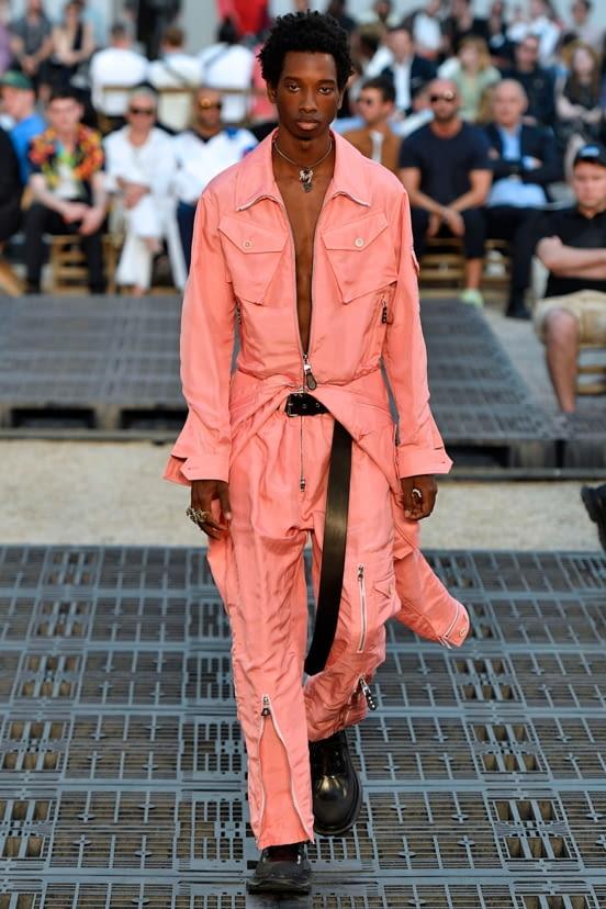 Alexander McQueen look 22 - S/S19
