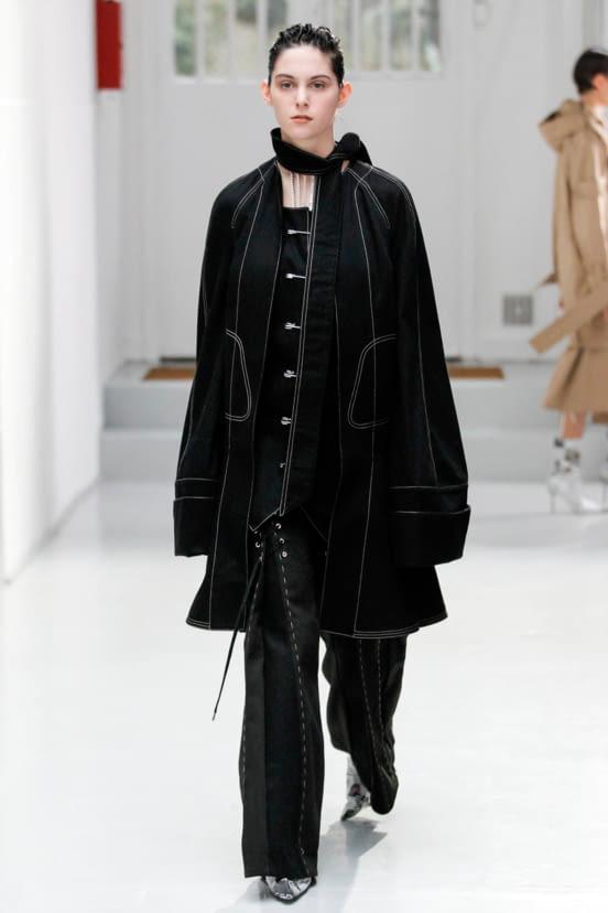 Anne Sofie Madsen look 7 - F/W 17