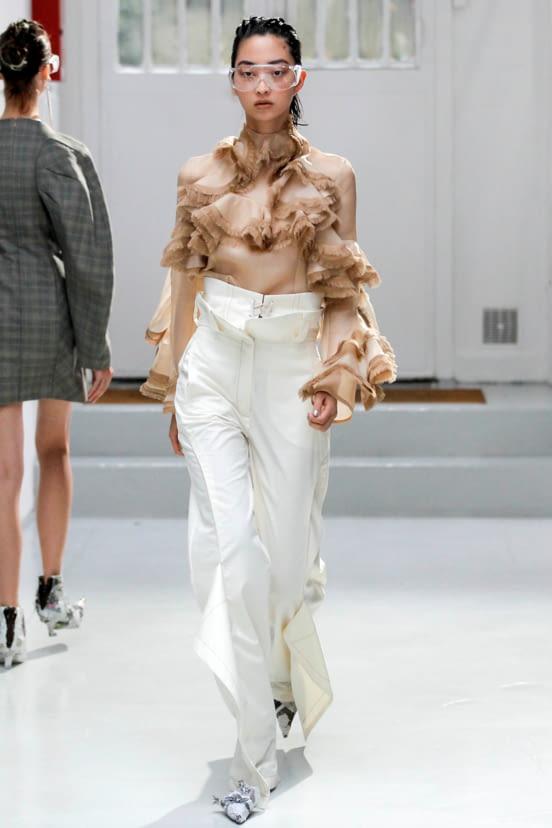 Anne Sofie Madsen look 26 - F/W 17