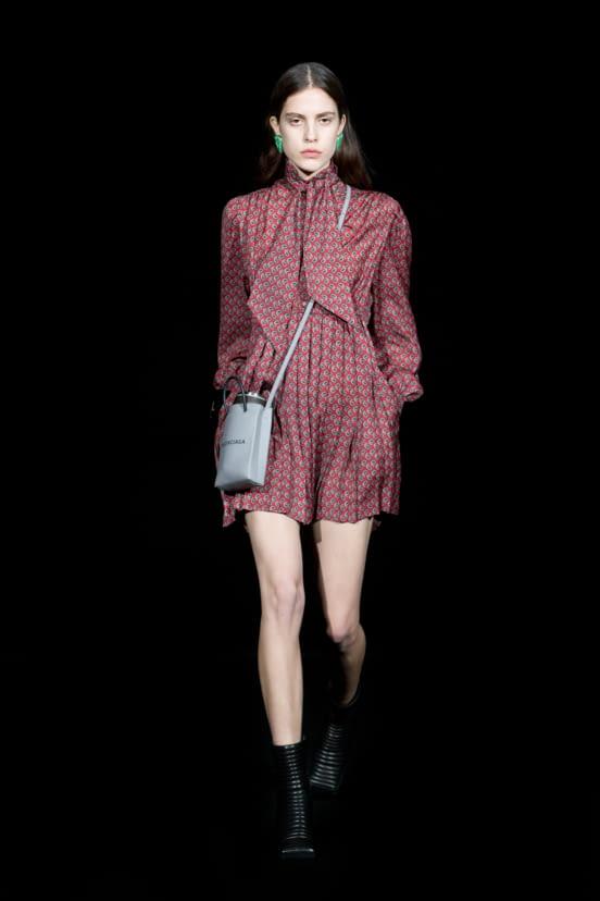 Balenciaga look 28 - FW19