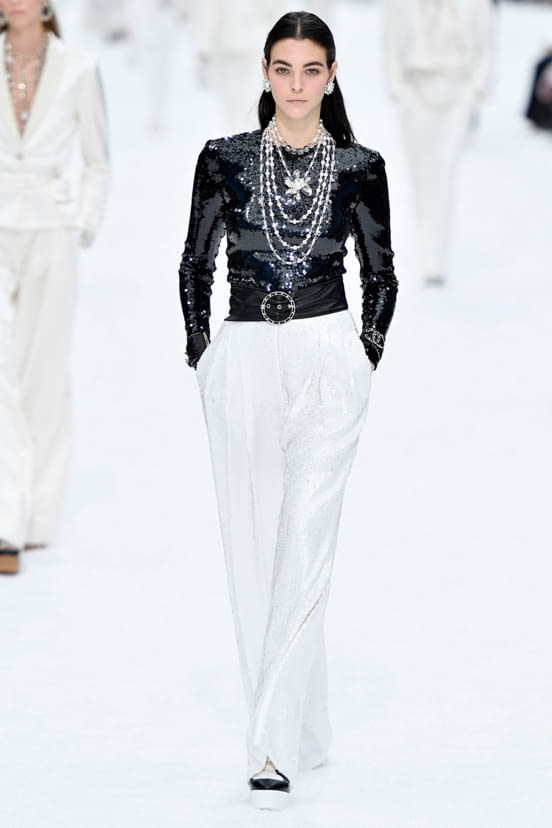 Chanel look 60 - FW19