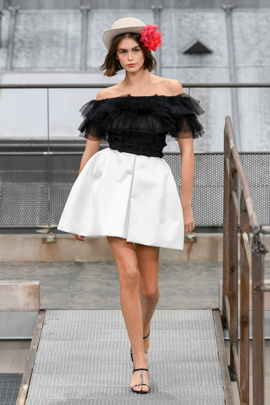 Chanel look 74 - SS20