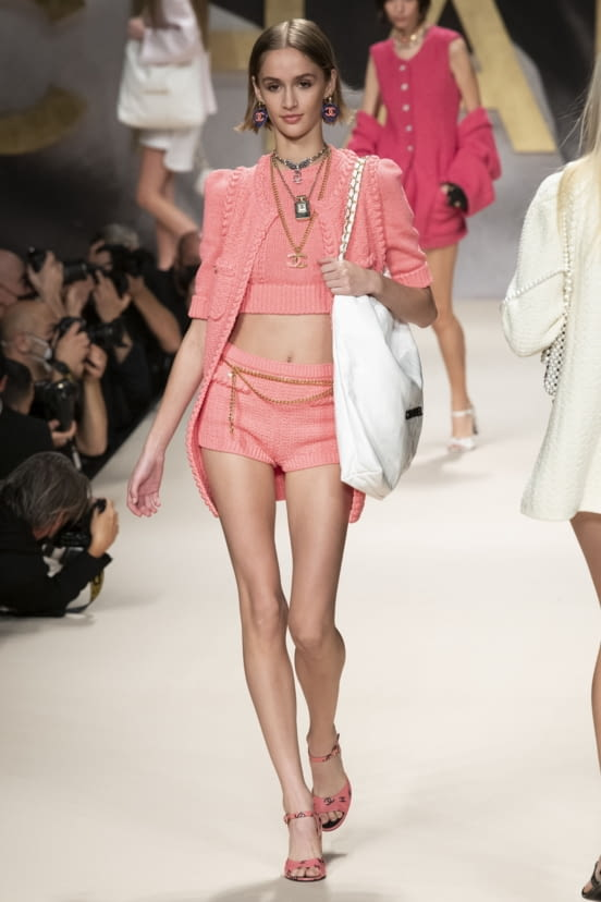 Chanel look 43 - SS22