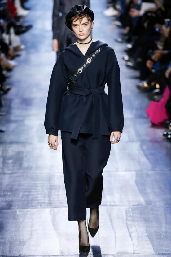 Christian Dior look 1 - F/W 17