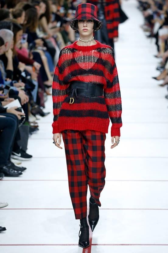 Christian Dior look 18 - FW19