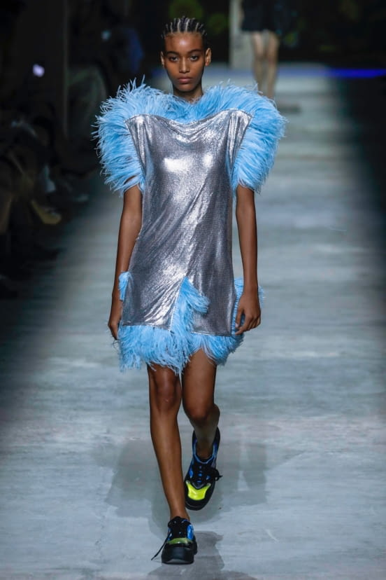 Christopher Kane look 55 - SS20