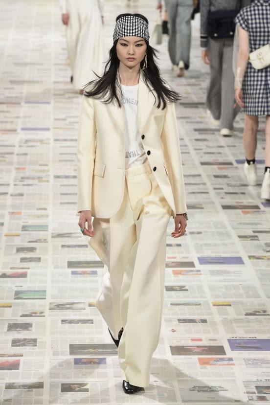 Christian Dior look 41 - FW20