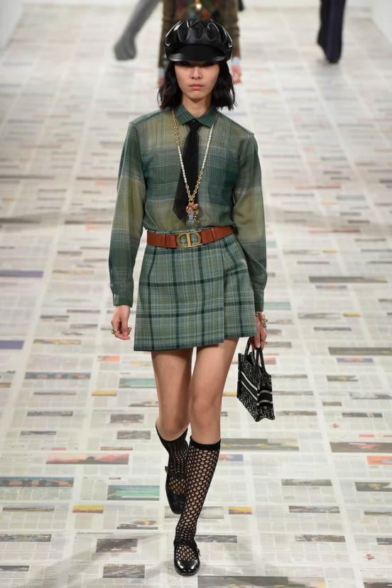 Christian Dior look 73 - FW20