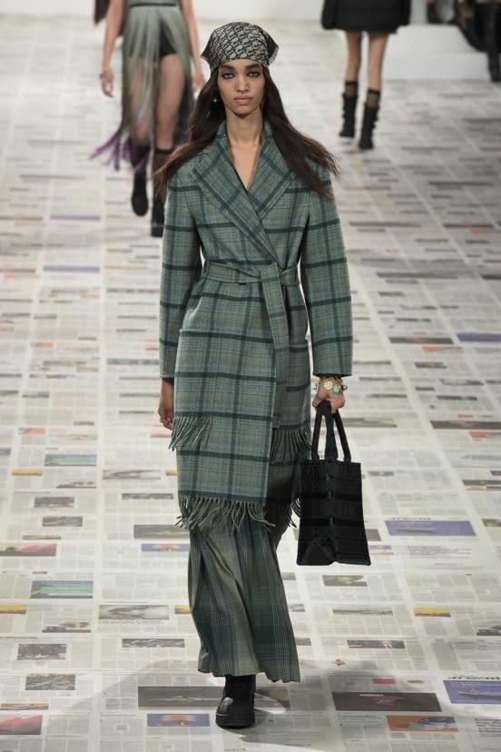 Christian Dior look 75 - FW20