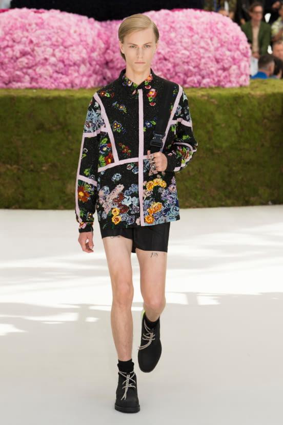 Dior Homme look 47 - S/S19