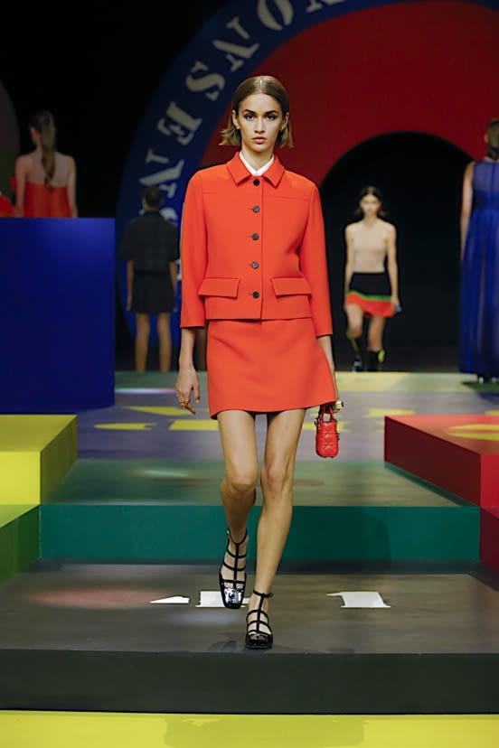 Christian Dior look 5 - SS22