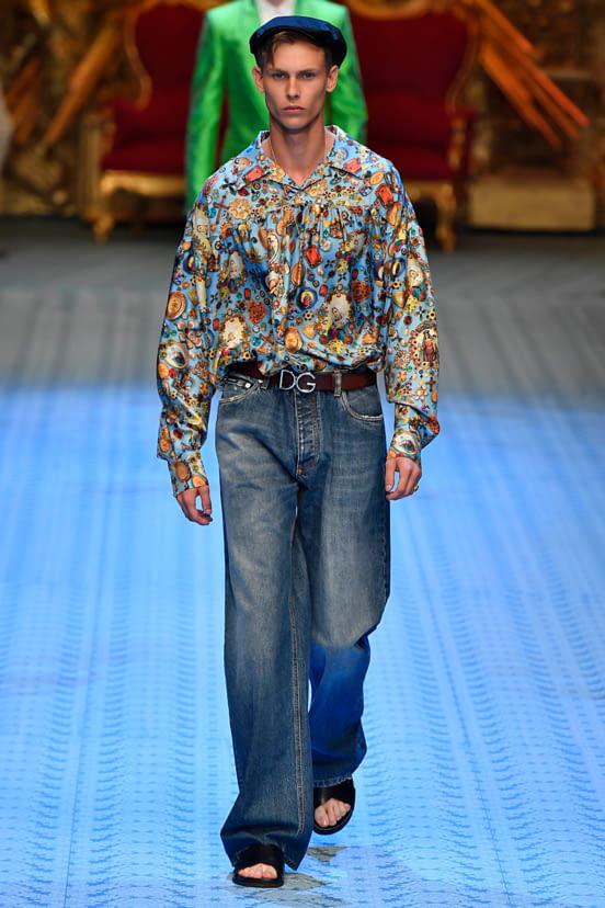 Dolce & Gabbana look 76 - S/S19