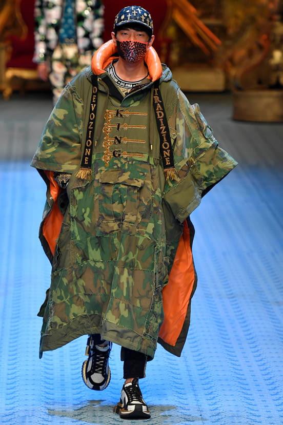 Dolce & Gabbana look 87 - S/S19