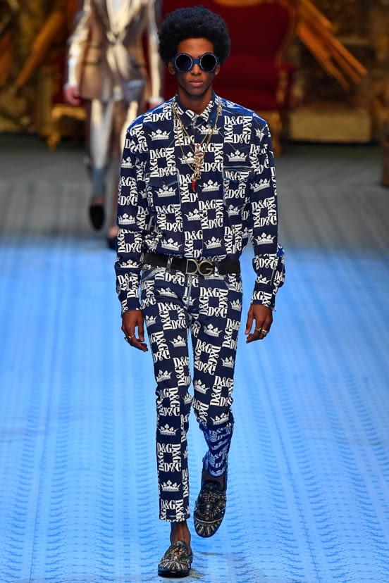 Dolce & Gabbana look 108 - S/S19