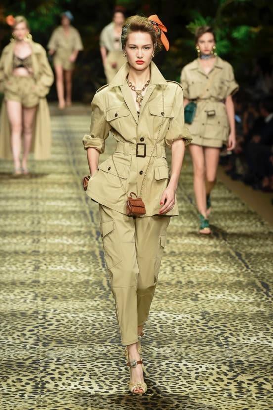 Dolce & Gabbana look 1 - SS20