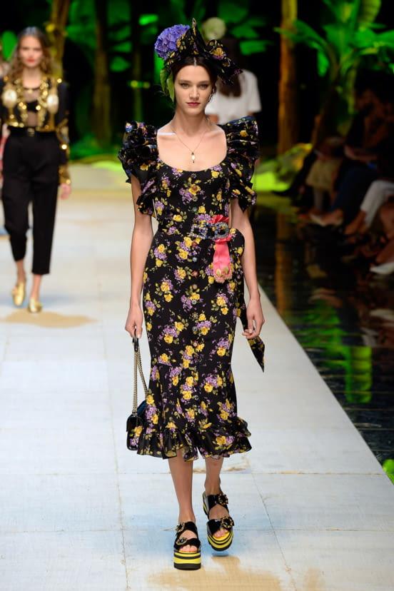 Dolce & Gabbana look 52 - S/S 17