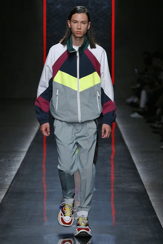 Dsquared2 look 32 - S/S19