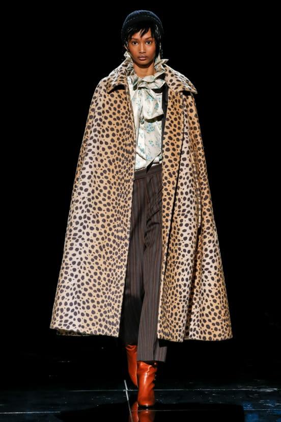 Marc Jacobs look 1 - FW19