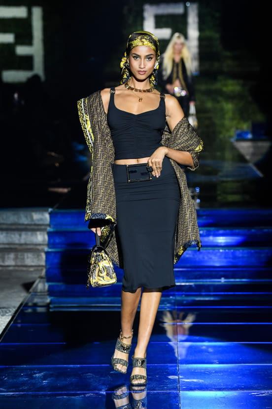 Versace by Fendi - Fendi by Versace look 38 - SS22