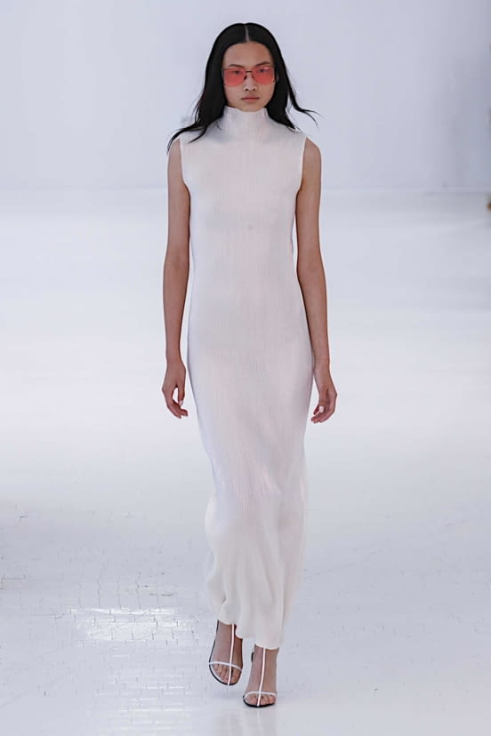 Helmut Lang look 7 - SS20