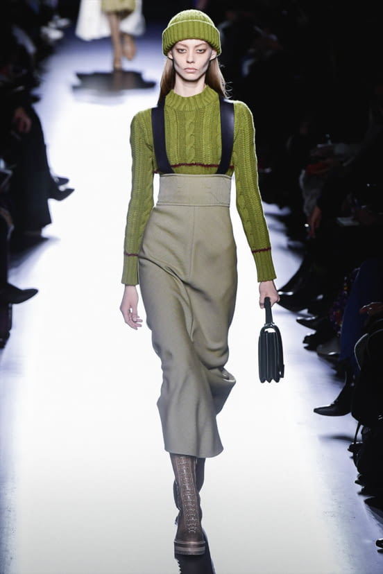 Hermès look 25 - F/W 17