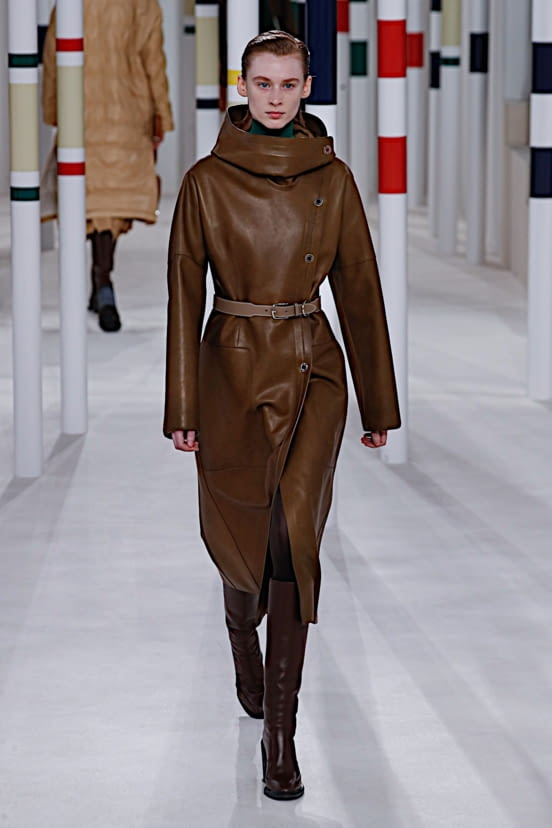 Hermès look 46 - FW20