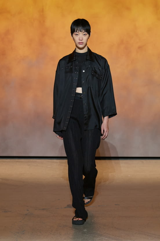 Hermès look 5 - SS22