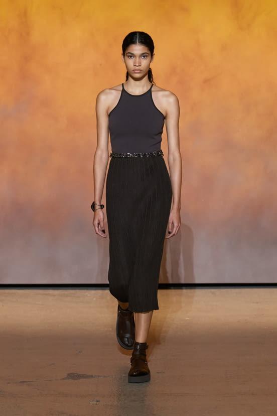 Hermès look 24 - SS22