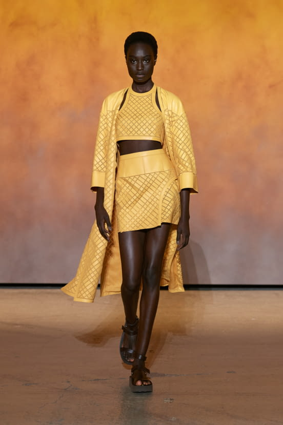 Hermès look 32 - SS22