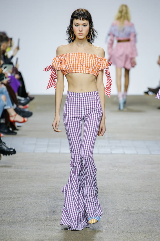 House of Holland look 3 - S/S 17
