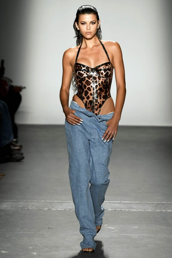 LaQuan Smith look 2 - SS20