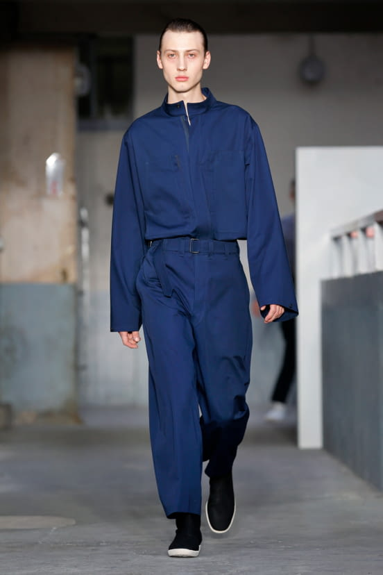 Lemaire look 6 - S/S 18
