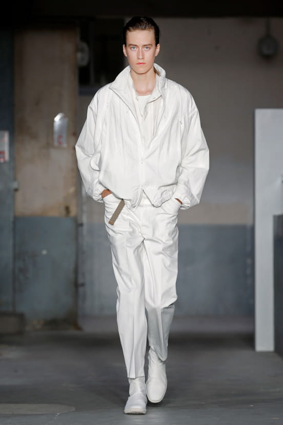 Lemaire look 32 - S/S 18