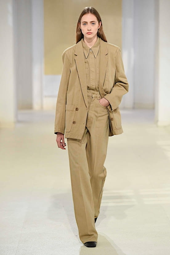 Lemaire look 35 - SS20